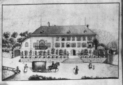 """A propriedade """"Tschugg bei Erlach"""""""